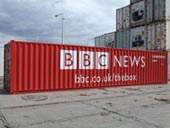 BBC News Container