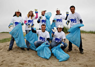 Rotterdam clean up team